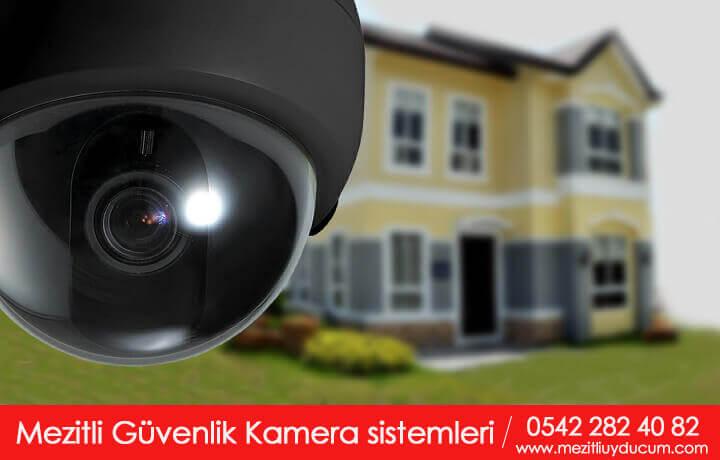 Mezitli güvenlik kamera Sistemleri
