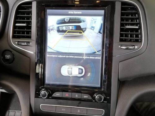Megan 4 Multimedia Android Navigasyon