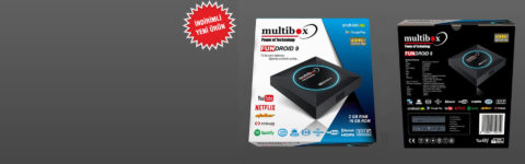 Multibox Fundroid 9 Android Box