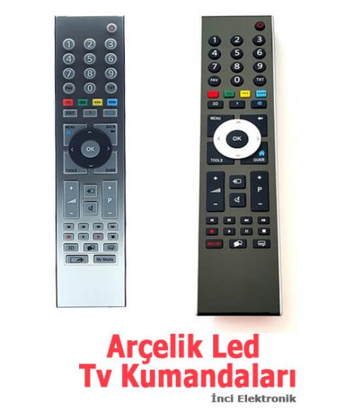 Arçelik Led Tv Kumanda