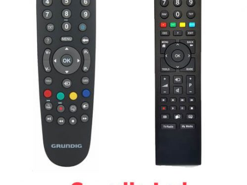 Grundig Led Tv Kumanda