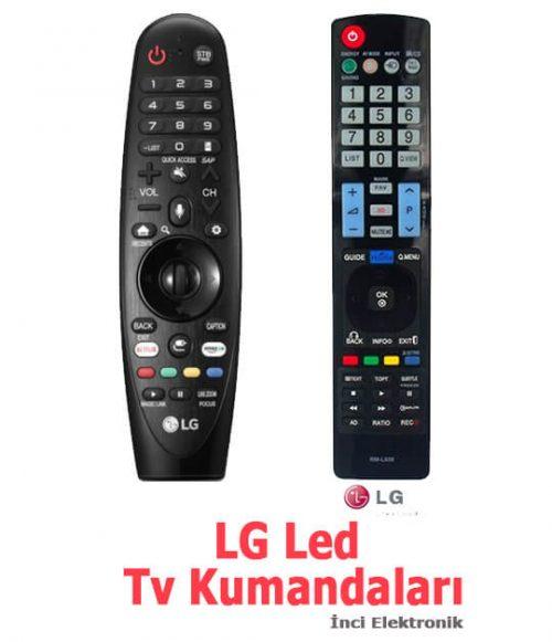 LG led tv kumanda