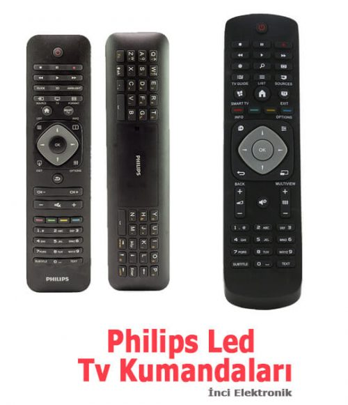 philips led tv kumanda