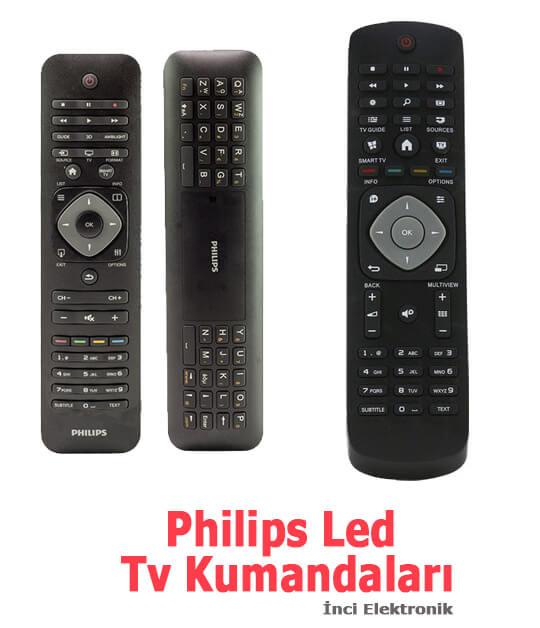 philips led tv kumanda