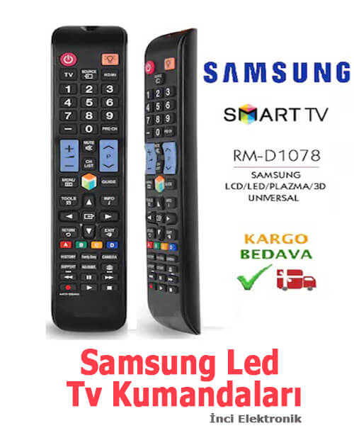 samsung led tv kumanda