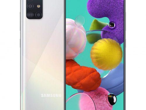 Samsung Galaxy A51 Beyaz