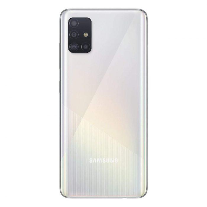 Samsung Galaxy A51 Beyaz arka